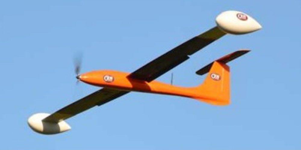 Gradient Magnetometer UAV